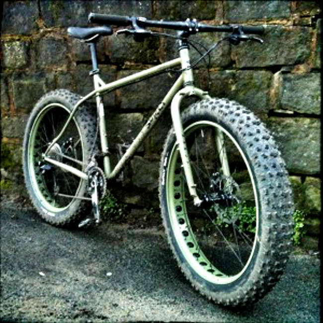 Fat bikes for sale uk