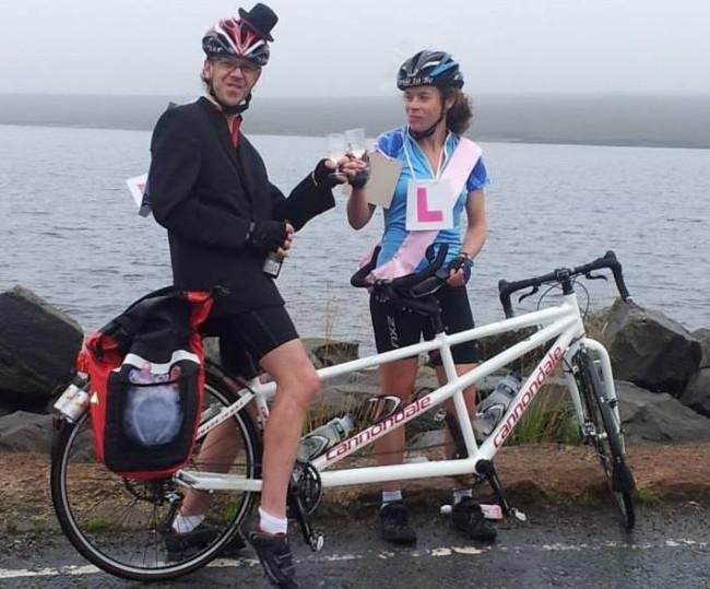 Gareth bike