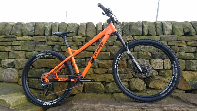 Orange Crush S Was £1400  SALE £1099.99 Size Medium Read more MBR Review