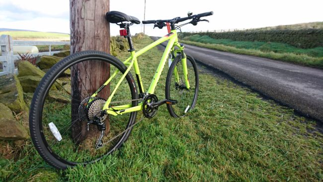 Specialized Crosstrail Elite Disc  Was £700 SALE £499.99  Size Medium Read more about the Crosstrail